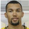 Player Jamel Morris