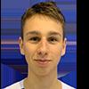Player Žan Fistrić