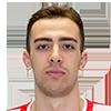 Player Nika Darbaidze