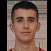 Player Dušan Miletić
