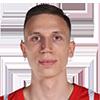 Player Aleksa Radanov